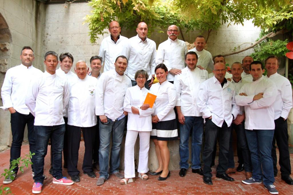 Chefs CHC PACA 2015
