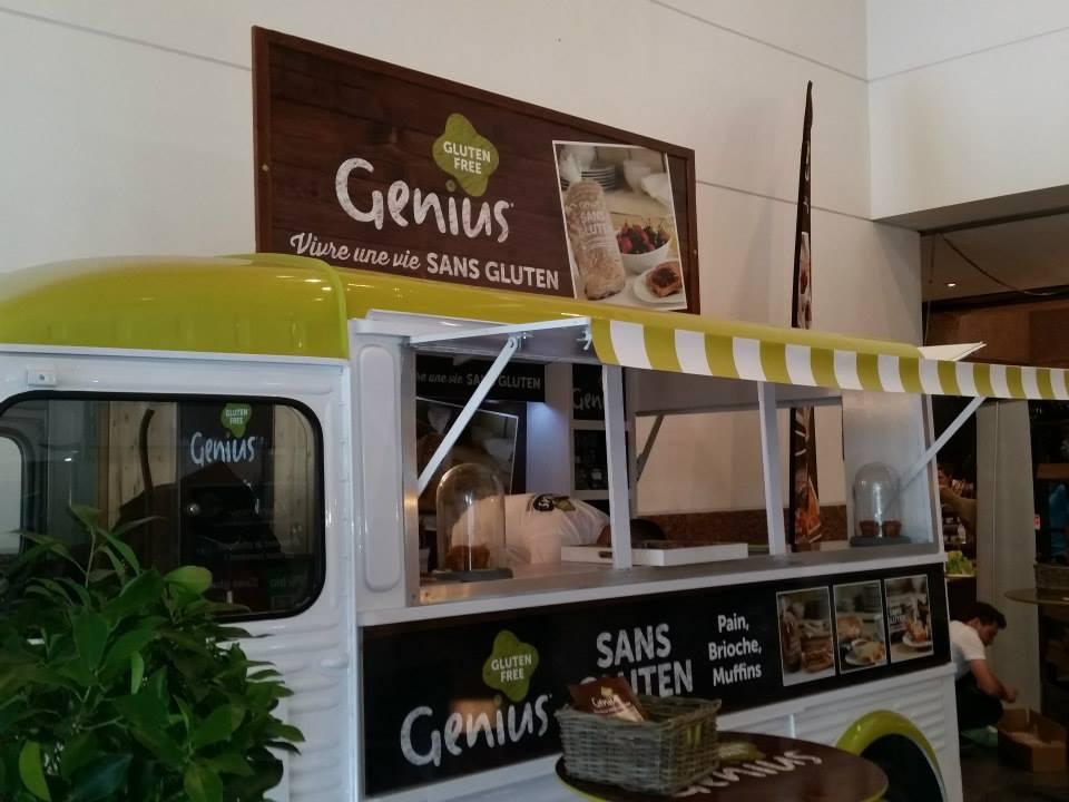 Genius sans gluten