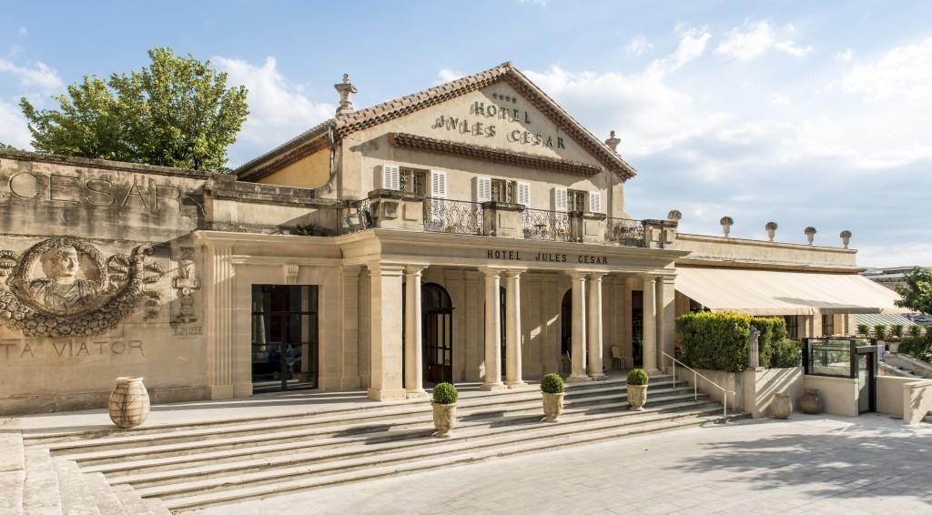 Jules Cesar Arles hotel maranatha