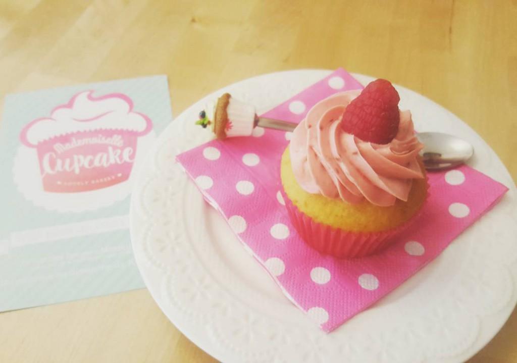 Mademoiselle cupcake marseille