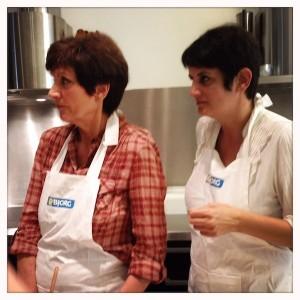 Maryse et Caroline Bjorg