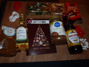 Eat your box décembre 2013