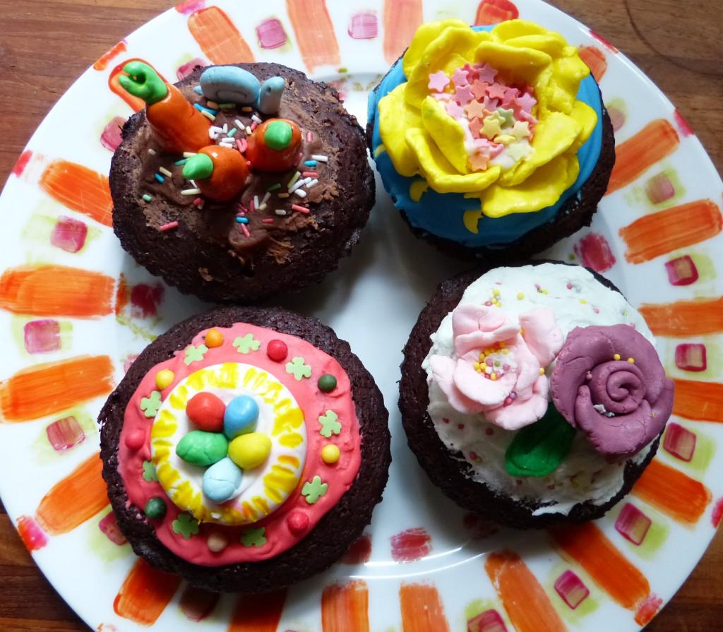 recette muffins chocolat