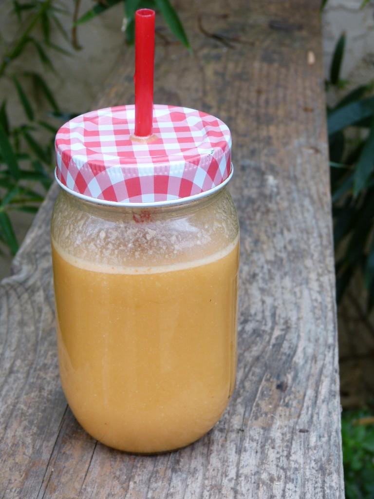 jus pomme céleri amande citron recette extracteur