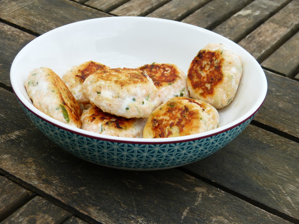 recette boulettes saumon menthe