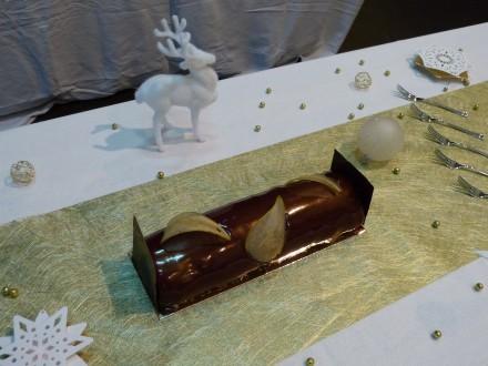 concours desserts lancon buche poire