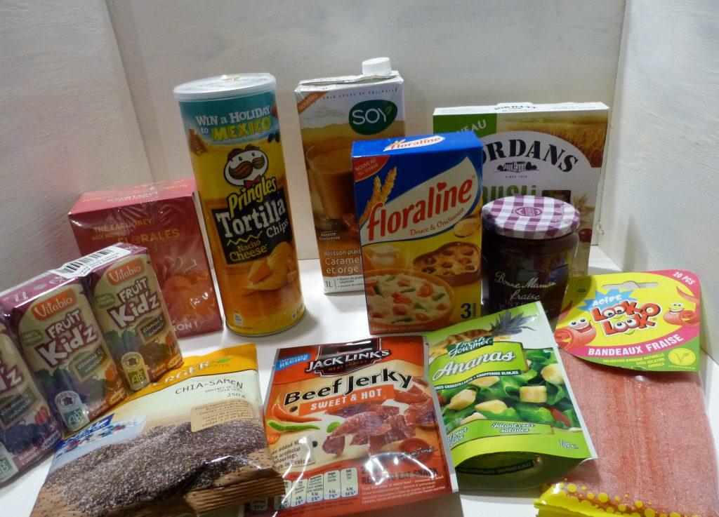 degustabox petit dejeuner foodbox