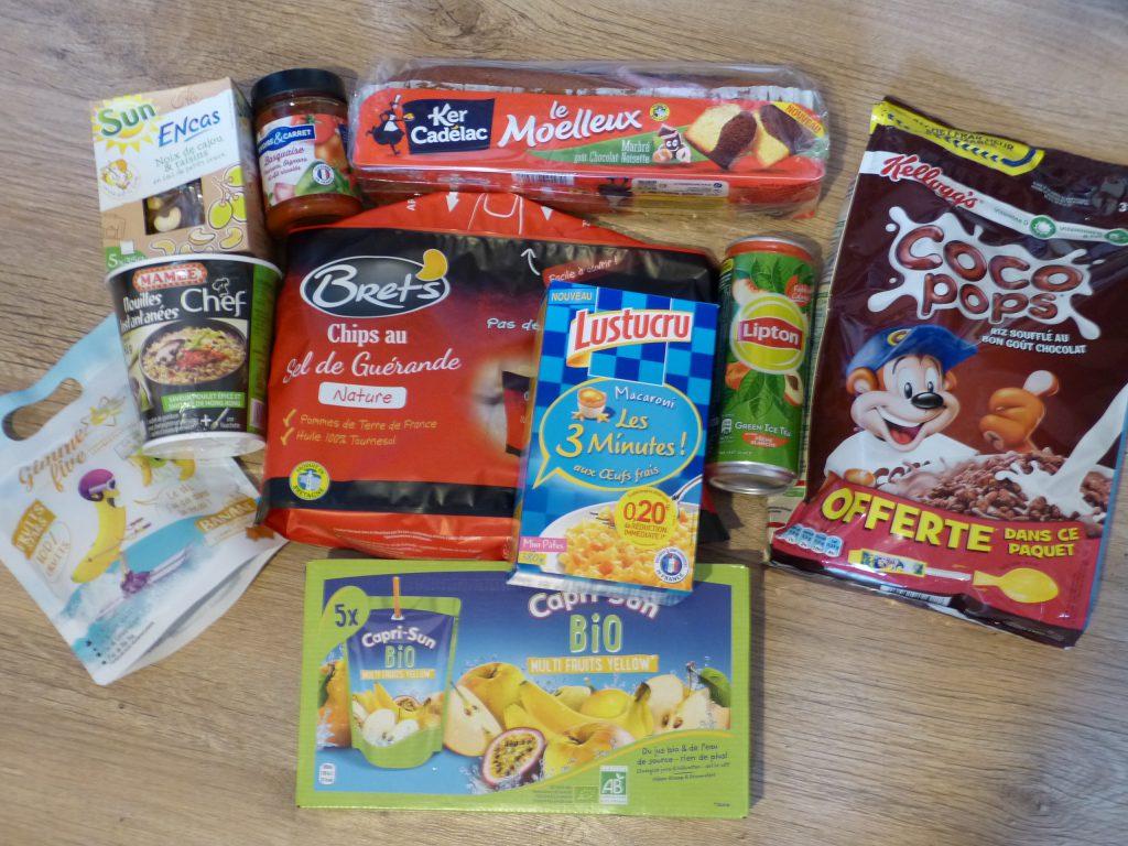 degustabox foodbox avis