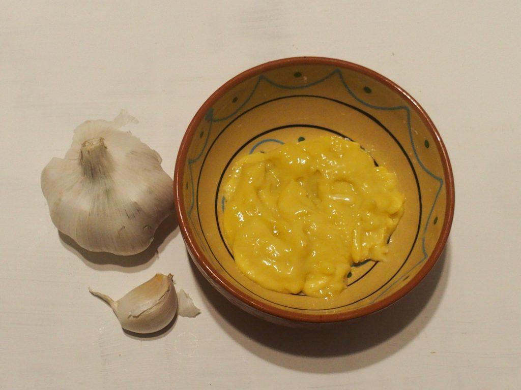 recette bouillon crevettes aioli