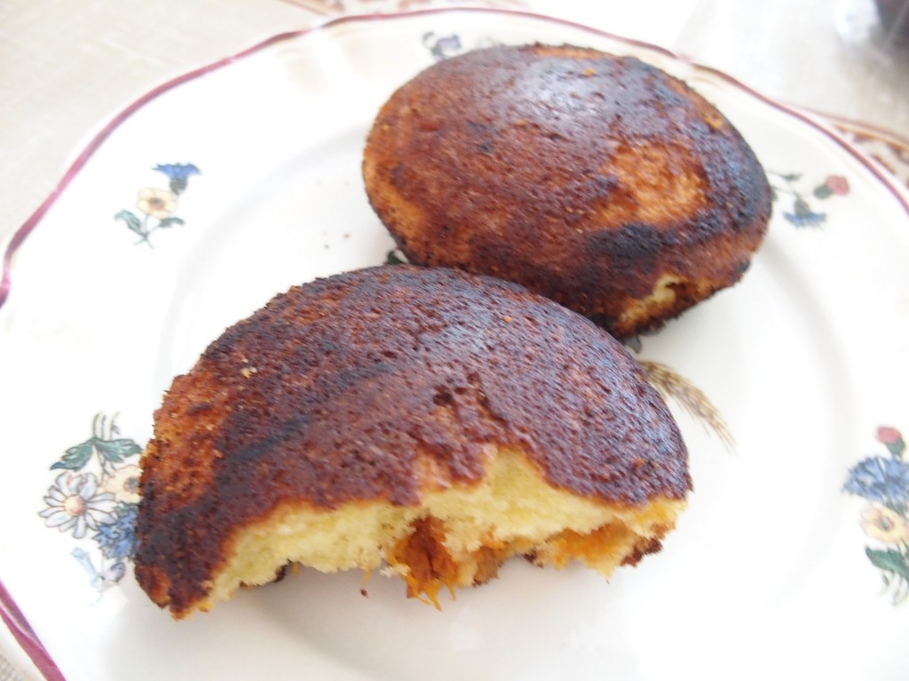 recette cake abricots