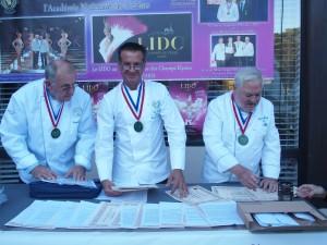 La prestigieuse soir e de gala de l 39 acad mie nationale de for Academie nationale de cuisine