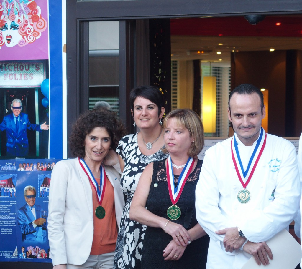Christine cheylan ol icultrice de talent s intronis e for Academie cuisine