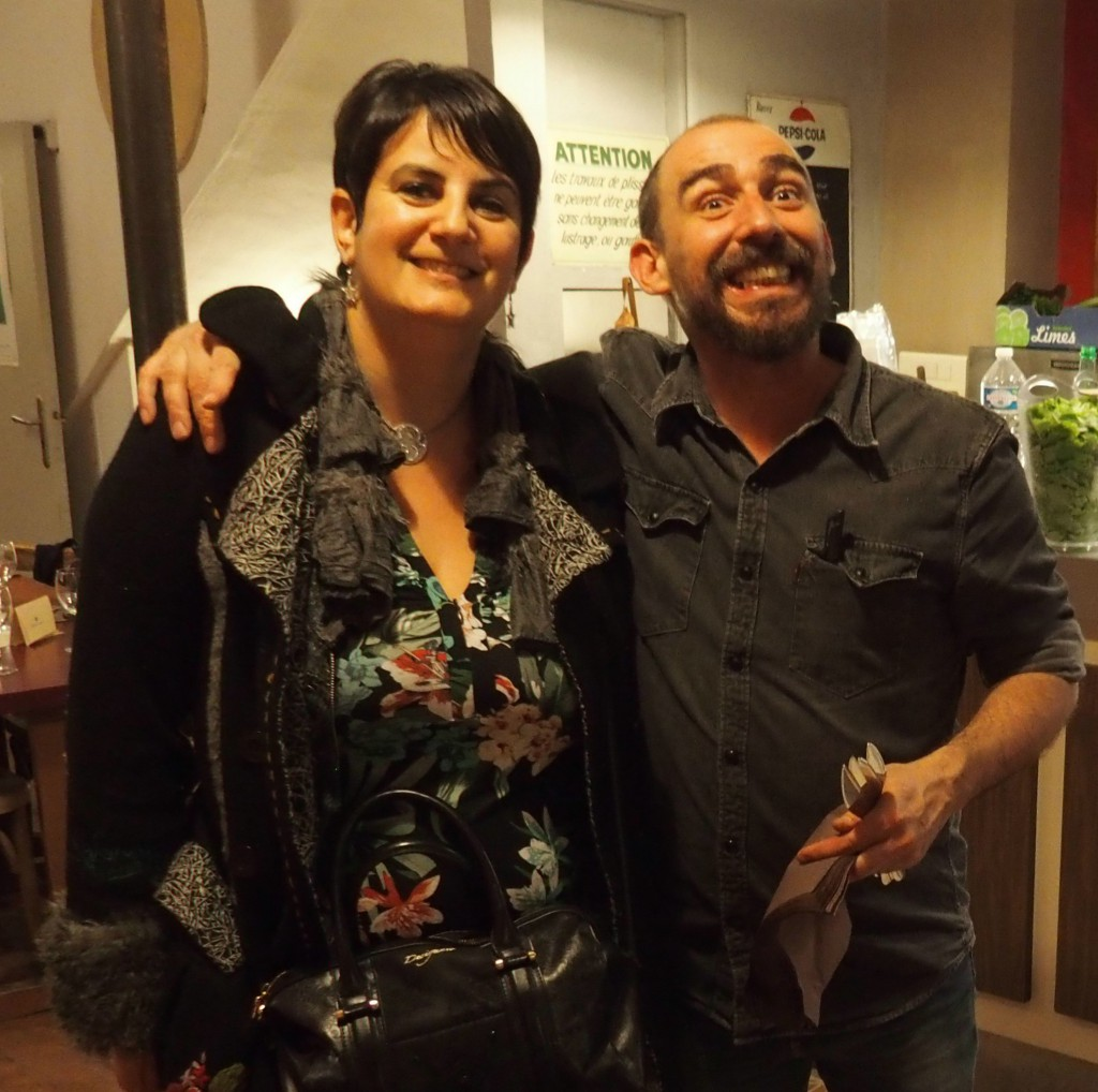 Caroline et Jerome Benoit