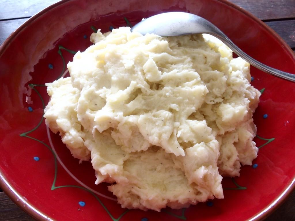recette puree pommes terre maison