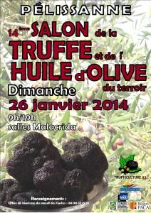 SALON DE LA TRUFFE 2014
