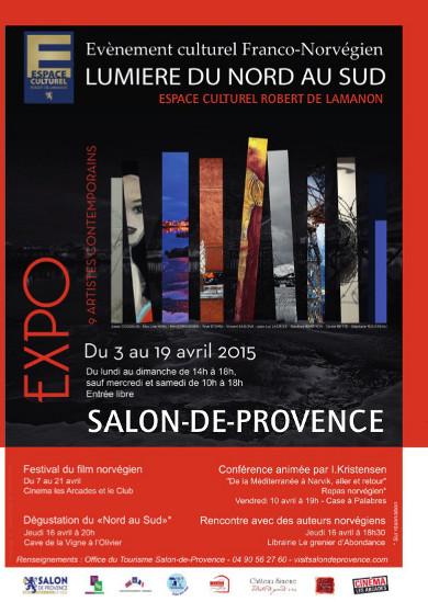 Lumi re du nord au sud salon de provence vit l 39 heure norv gienne du 3 au 21 avril gourmicom - Ifte sud salon de provence ...