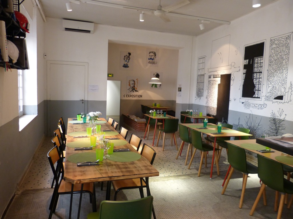 refectoire ateliers arles restaurant
