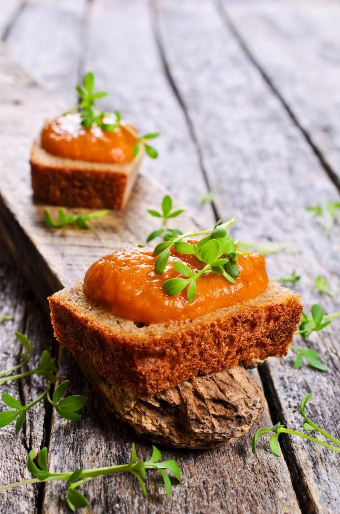 recette caviar tomates sechees