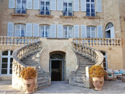 chateau la barben provence 3