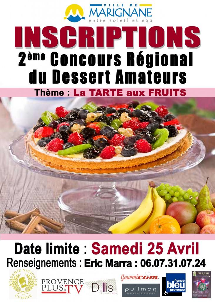concours dessert