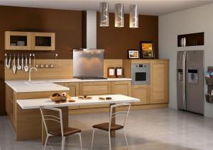Mettons de la couleur dans notre cuisine gourmicom for Quelle couleur pour les murs d une cuisine