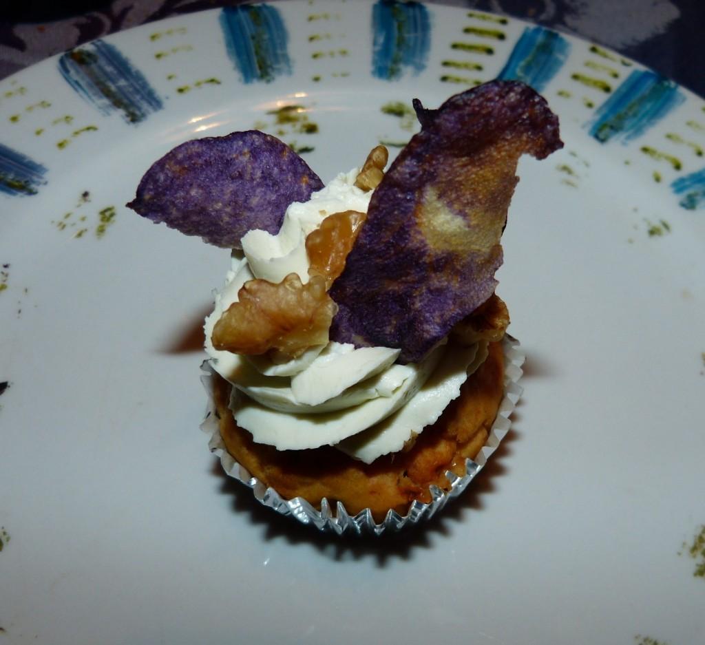 cupcake roquefort