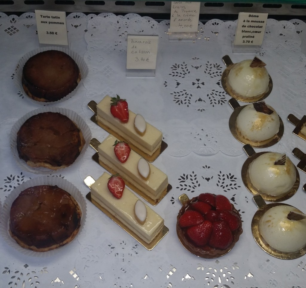 desserts table des saisons