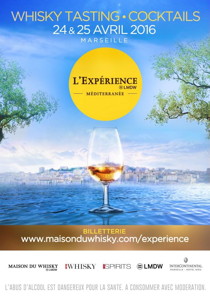 experience mediterranee whisky marseille