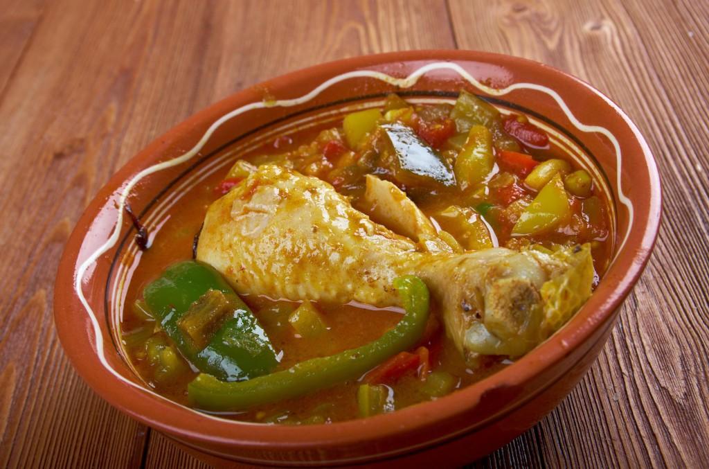 recette gombo poulet cajun louisiane