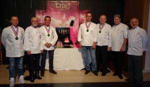 jury concours dessert
