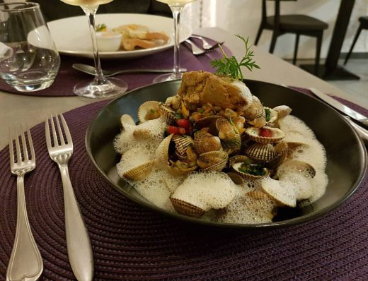 Mettons de la couleur dans notre cuisine gourmicom - Restaurant salon de provence la table du roy ...