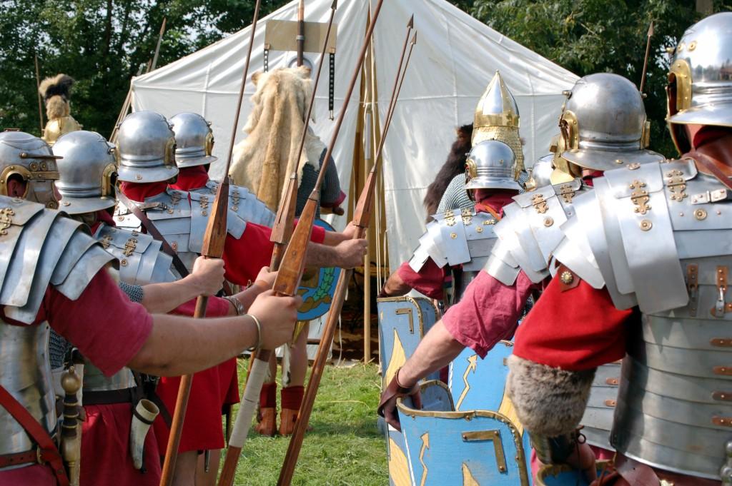 Lgionnaires romains