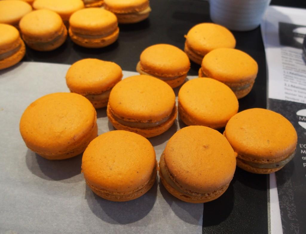 recette macarons citron