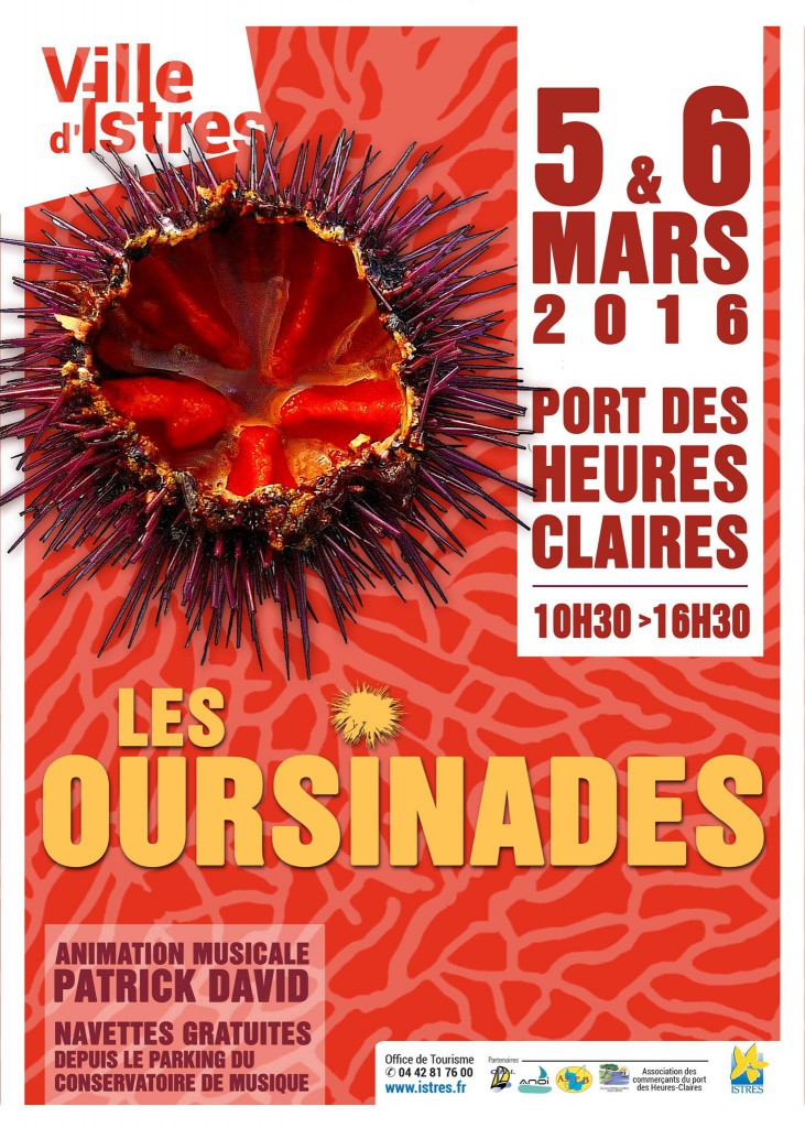 oursinades Istres