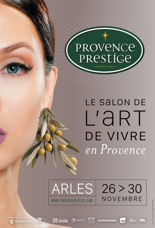 Le salon provence prestige s installe en arles du 26 - Le salon des gourmets salon de provence ...