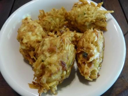 recette beignets pommes terre