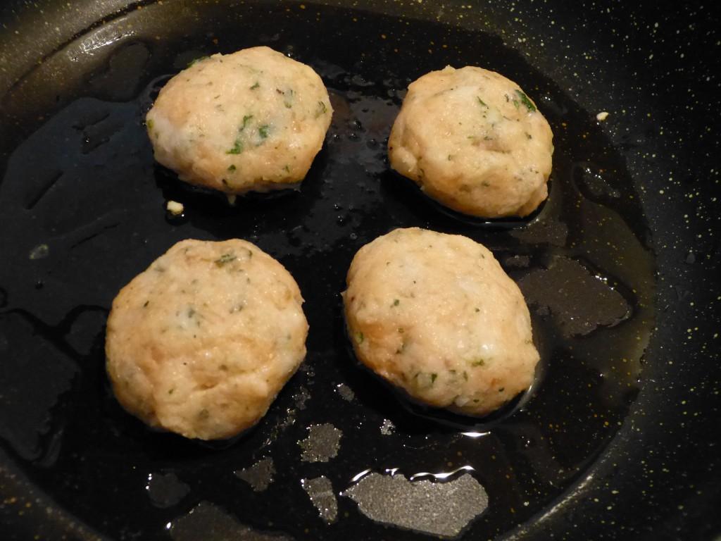 recette boulettes saumon
