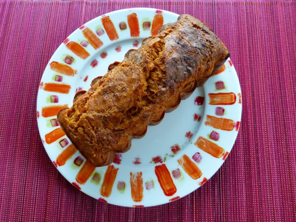 recette cake thon tomate