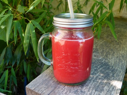 recette jus tomate