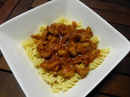 recette poulet arabiata