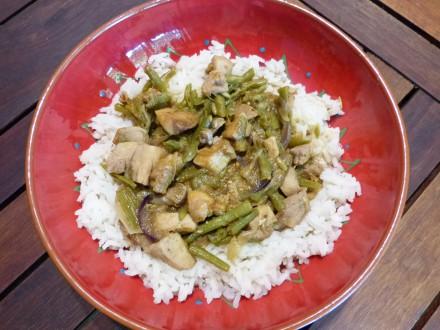 recette-poulet-wok-thai-haricots-verts