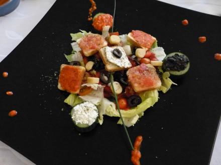 recette salade mediterranenne