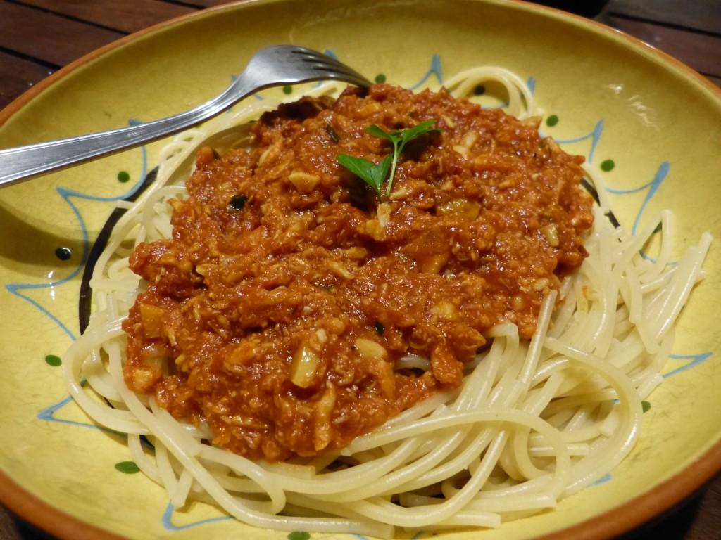 recette-sauce-crabe-spaghetti
