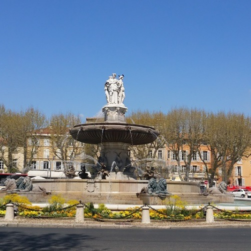 rotonde aix provence