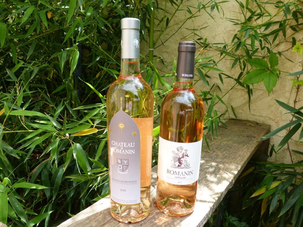 vins chateau romanin provence