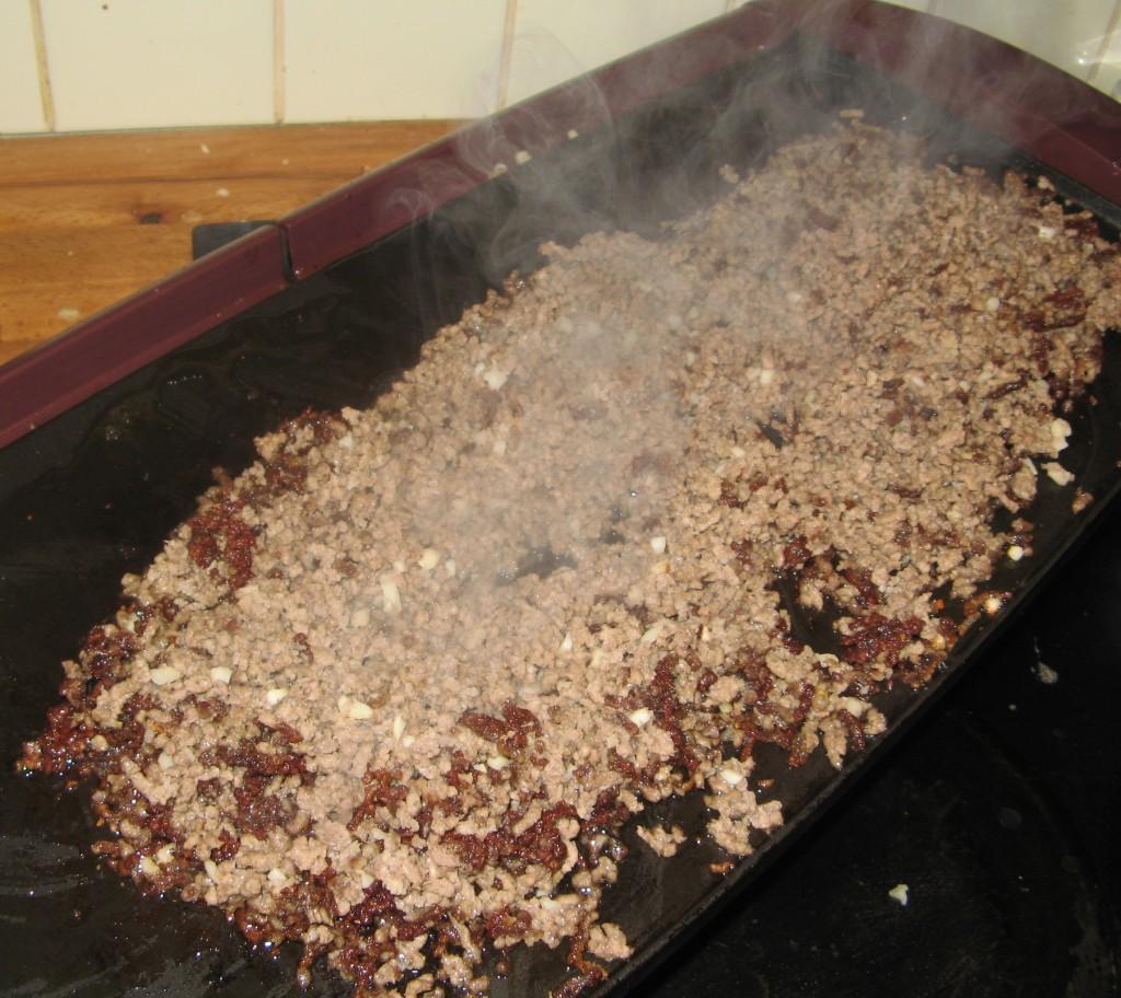 moussaka plancha recette aubergine