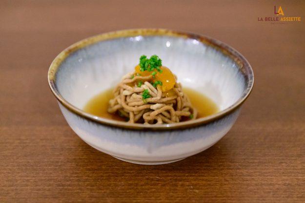 Kosuke Katagi, un chef à domicile à découvrir chez la Belle Assiette