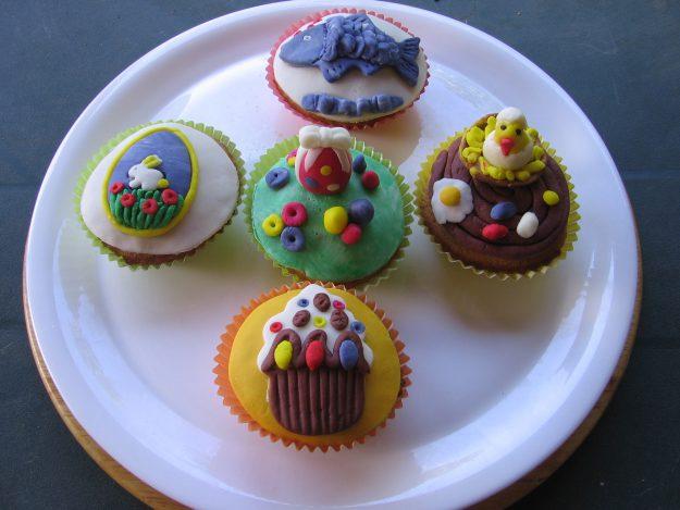 Recette de cupcakes aux agrumes