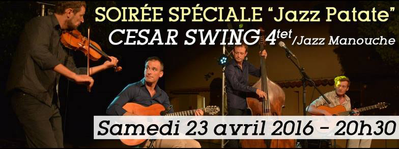 Aix jazz patate