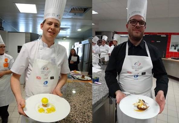 Championnat de France du Dessert 2017